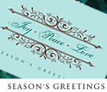 Season's Greetings Cards