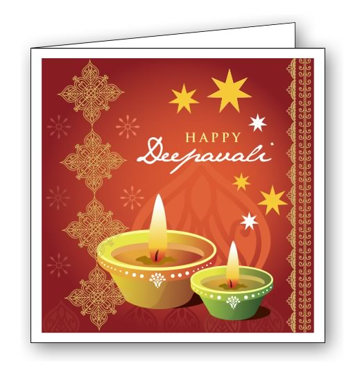 Sejati cards deepavali diwali greeting cards festive greeting cards festive lights deepavali greeting card m4hsunfo
